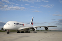 Air France A380 © Lindner for Air France