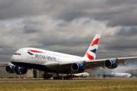 British Airways A380 © British Airways