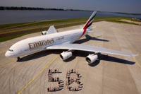 Orders: First 58, now 90 © Emirates Airlines
