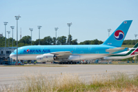 Korean Air, first A380 © Airbus