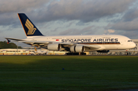 Singapore Airlines A380 © Singapore Airlines